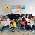 la restauration à l'école sainte thérèse à niort